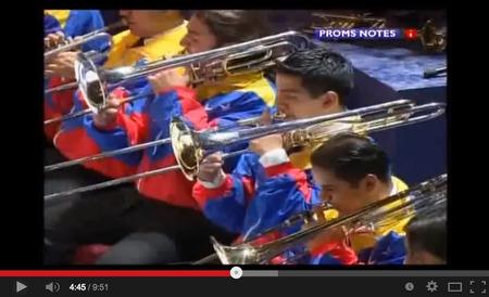 Simon Bolivar Proms Video