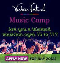 Verbier Festival Advertisement
