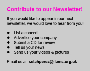 Contribute to our newsletter Ad