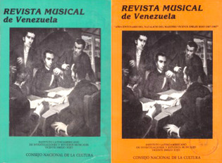 Revista Musical de Venezuela