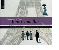 Joan Comellas CD Cover